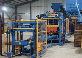 RT6C Block Making Machine Production Line