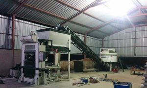 QGH 25A brick production line