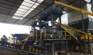 rt 6c concrete paver block making machine