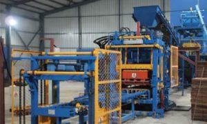rt 6c concrete paver block machine