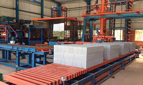 rt 9a paver block production line