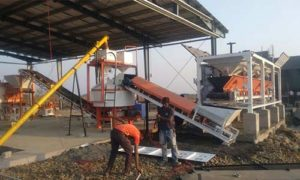 QGH 25A Fly ash Brick Machine