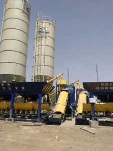 RT 6 Paver Concrete Block Machine Installed at Jaipur (2)