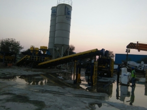 RT 6 Paver Concrete Machine