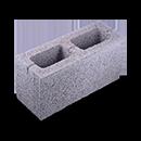 hollow paver block