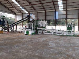 successful paver block making machine installation in india