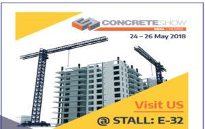 concrete show mumbai