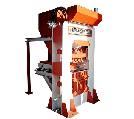 qgh 14 fly ash brick machine
