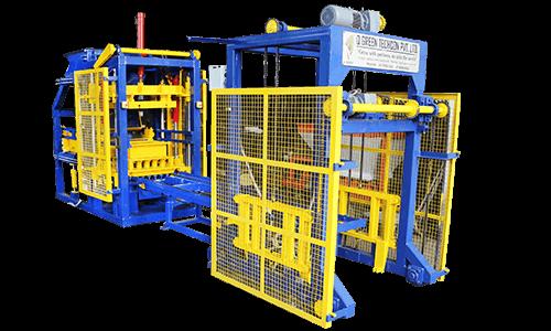 RT 4 Block Making Machine